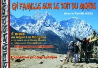 AFFICHE CONFERENCE ASIE, Andes - ESPACE PRESSE-ORGANISATEURS